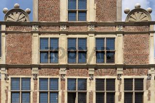 Münster - Historisches Bürgerhaus, Deutschland
