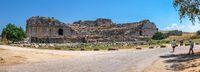 Miletus Ancient Theatre in Turkey
