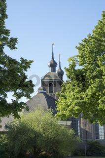 Abteikirche Kloster Kamp, Kamp-Lintfort, NRW, Deutschland