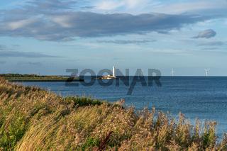 St. Mary's Lighthouse, England, UK