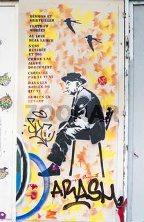 graffito jacques prévert