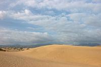 Gran-Canaria, Dünen von Maspalomas