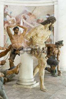 Die Geißelung Jesu, Sacro Monte di Varese