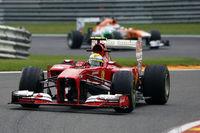 Felipe Massa, Ferrari F1, 2013