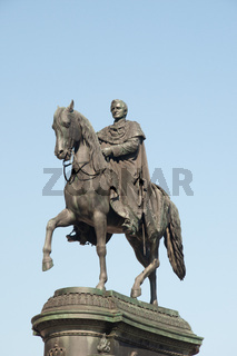 John of Saxony Monument in Dresden