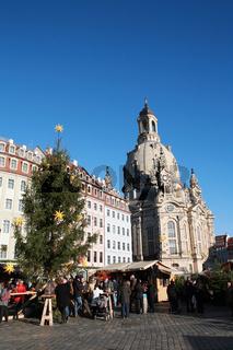 Neumarkt und Frauenkirche