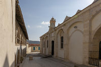 Kloster in Omodos