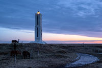 Knarraros lighthouse, Iceland