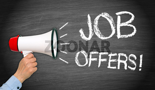 Job Offers !