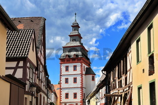 Steinheimer Torturm in Seligenstadt