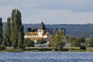 Kirche St. Georg, Oberzell auf der Reichenau