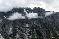 Trollwand im Romsdal