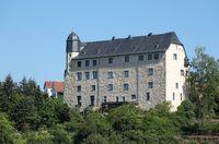 Burg Schadeck in Runkel