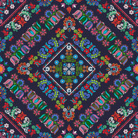 Hungarian embroidery pattern 63