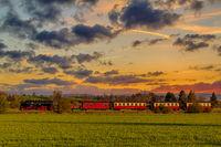 Selketalbahn bei Gernrode im Harz