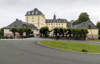 Schloss Wittgenstein, Bad Laasphe, NRW, Germany