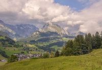 Säntis und Wildhuser Schafberg, Toggenburg,  Schweiz