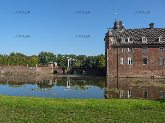 Schloss Anholt im Münsterland