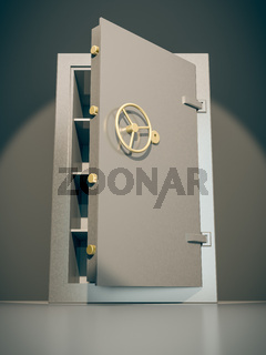safe open