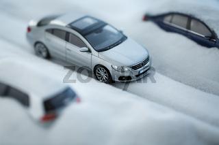 model toy car