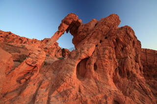 Elephant Rock Valley of Fire Nevada