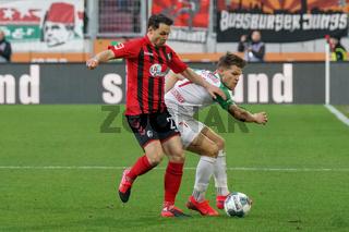 1. BL: 19-20: 22. Sptg. FC Augsburg - SC Freiburg