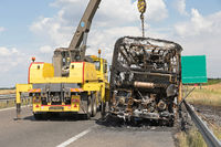 Highway Recovery Bus