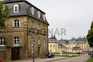 Marstall und Residenzschloss