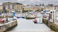 Donostia in San Sebastian in Spain