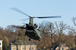 Olst Feb 7 2018: Amry and Air Force helicopter exercise