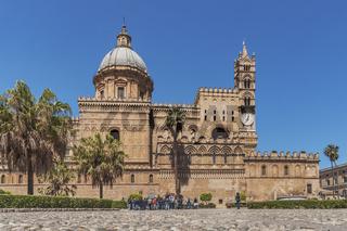Kathedrale von Palermo   Palermo Cathedral