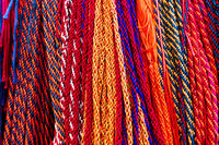 Indian laces of different colours
