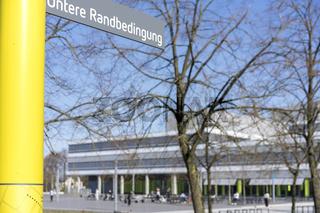 Bielefeld University Campus
