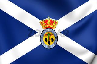 Santa Cruz de Tenerife Province Flag