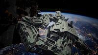 Alien Spaceship Armada Nearing Earth