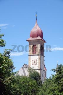 Wallfahrtskirche Maria Weissenstein bei Deutschnofen