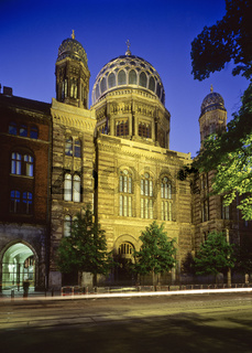 Neue Synagoge Berlin, Deutschland