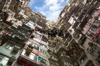 Hong Kong Residential Building