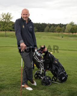 Jens Schniedenharn beim 7.Golf Charity Masters 2014 Leipzig