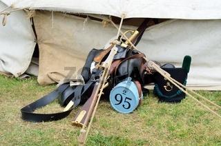 Napoleonic army equipment