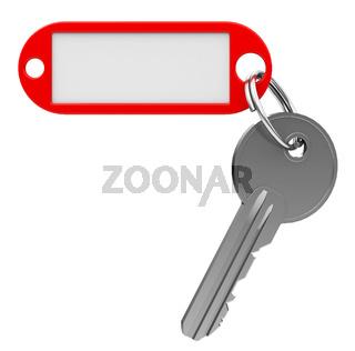 key with keychain