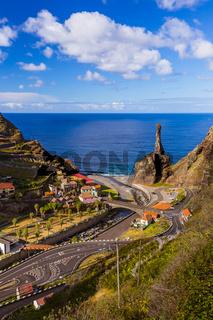 Ribeira da Janela - Madeira Portugal