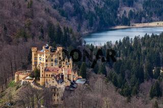 Hohenschwangau Castle (Schloss Hohenschwangau)