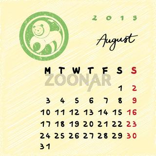 august 2015 zodiac