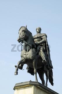 Equestrian monument to Kaiser Friedrich Wilhelm III