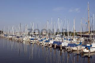 Segelschiffhafen, Travemuende,