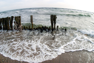 So nah am Meer
