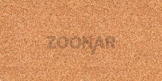 empty corkboard or pinboard or bulletin board cork background