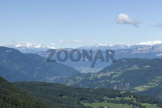 Oetztaler; Alpen; Seiser; Alm; Blick, Zillertaler