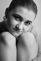 young transgender smiles